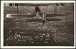 Uidentifisert fly over Ullevål, Oslo (montasje?) - Unidentified airplane over Ullevål, Oslo (montage?) (15126139975) (2).jpg