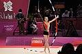 Ukraine Rhythmic gymnastics at the 2012 Summer Olympics (7916210768).jpg