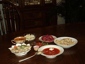 Ukrainian cuisine - Popular Ukrainian dishes