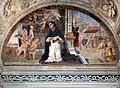 Ulisse giocchi, San Tommaso d'Aquino in preghiera davanti al crocifisso, 1616-18, 01.jpg
