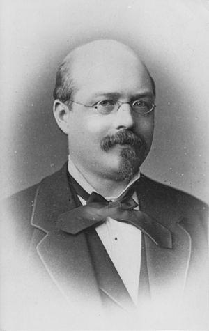 Fredrik Olaus Lindström - Fredrik Olaus Lindström