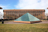 United States Postal Service HQ - LEnfant Plaza West Bldg - Washington DC.JPG