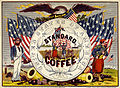 United States of Standard Coffee, advertising poster, 1862.jpg
