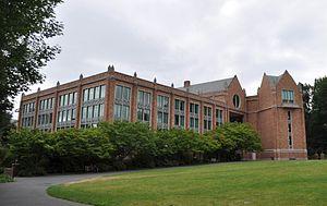 Suzzallo Library - Allen Library