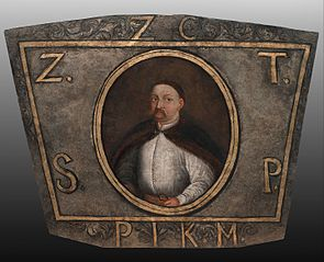 Coffin portrait of Zygmunt Tarło