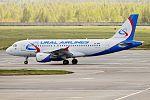 Ural Airlines, VP-BBG, Airbus A319-111 (26398510124).jpg