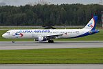 Ural Airlines, VQ-BKG, Airbus A321-211 (21177507210) (2).jpg