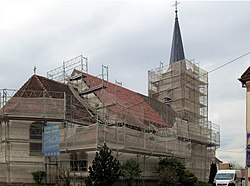 Uttenheim, Église Saint-Pierre et Saint-Paul en reconstruction.jpg