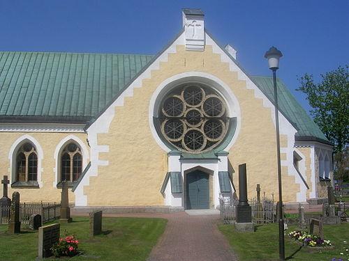 Vstra Vrams kyrka - Wikiwand