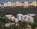 Výhled od chuchelského kostela, 080, Pod lysinami a Vavřenova.jpg