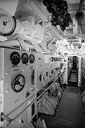 VII C U-Boot E-Maschine