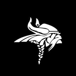 Pleasant Grove High School (Utah) - Image: VIKING HEAD CIRCLE
