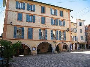 Valbonne - Image: Valbonne place centrale