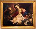 Valerio castello, sacra famiglia con san giovannino, 1646 ca. 01.JPG