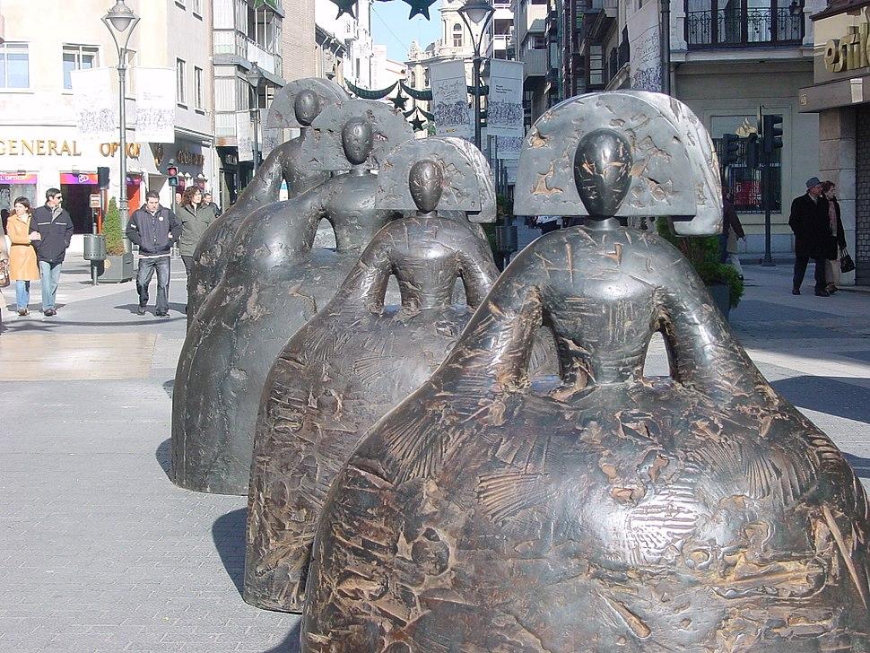 Valladolid Manolo Valdes Expo 2006 01 lou