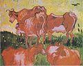 Van Gogh - Kühe (nach Jordaens).jpeg