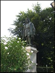 varallo sesia sacro monte statua gaudenzio ferrari