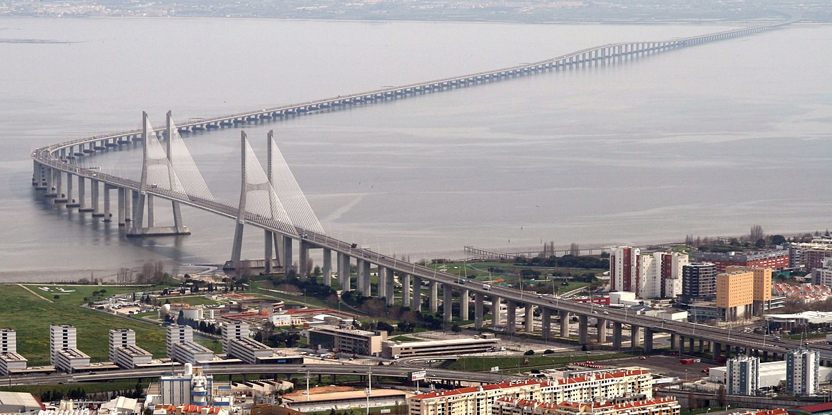 what is the longest bridge in europe