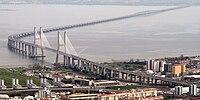 Vasco da Gama Bridge aerial view.jpg