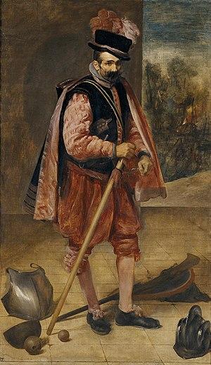 Velázquez - El bufón llamado Don Juan de Austria (Museo del Prado, 1632).jpg