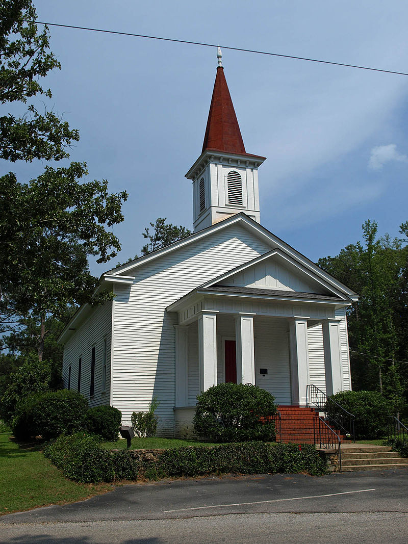 Verbena United Methodist Church July 2011.jpg