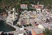 Vernazza view from the tower 2013.JPG