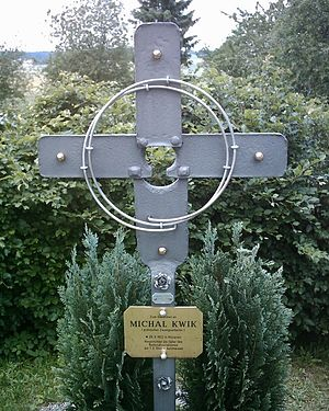 Aulzhausen - German-Polish reconciliation 1994
