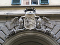 Via ghibellina, palazzo borghese-aldobrandini 03.JPG