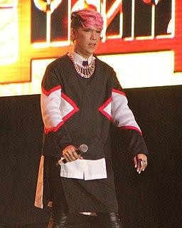 Vice Ganda Filipino comedian, actor, singer and television presenter