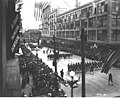 Victory Loan parade, marching north on 2nd Ave at Pike St, Seattle, April 21, 1919 (CURTIS 517).jpeg