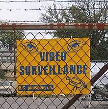 Closed-circuit television - Wikipedia