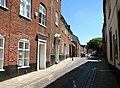 View east on Pottergate (geograph 5829574).jpg
