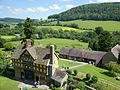 View from tower, Stokesay Castle.jpg