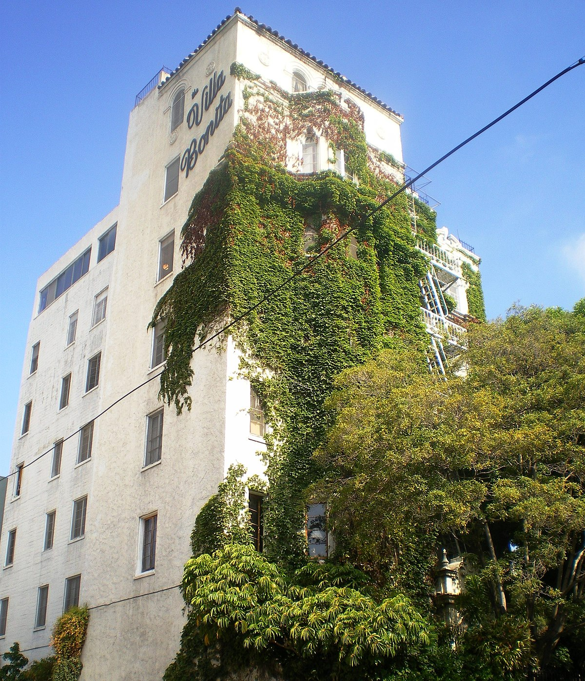 Villa bonita wikipedia for Villa bonita precios