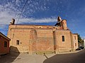 Villafáfila, Iglesia de Santa Maria, fachada este.jpg