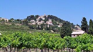 Rasteau Commune in Provence-Alpes-Côte dAzur, France