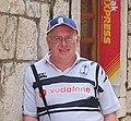 Vincent Gaffney in Trogir, Croatia (cropped).jpg