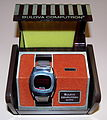 Vintage Bulova Computron Digital Quartz LED Watch, Series 240, Circa 1970s (14351808178).jpg