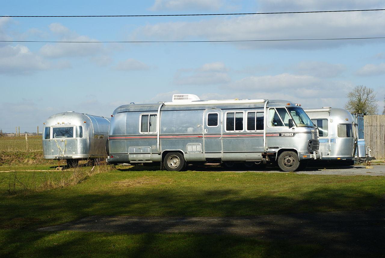 Cool Old Caravan Old Caravan