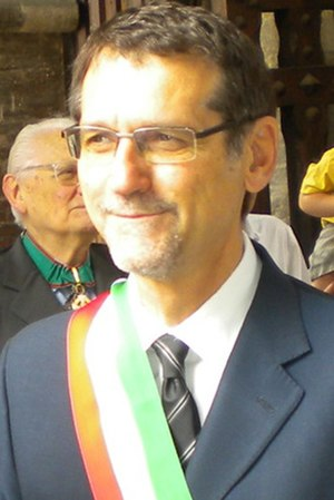 Virginio Merola, Mayor of Bologna, Italy Itali...