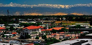 Visalia, California City in California, United States