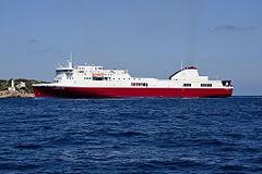 Ferries Between Caribbean Islands