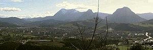 Durango, Biscay - Image: Vista Durango