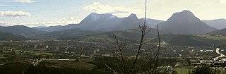 Durangaldea Eskualdea / Comarca in Basque Country, Spain