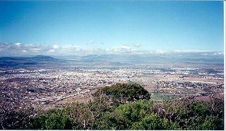 San Juan del Río City in Querétaro, Mexico