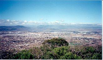 San Juan del Río - Image: Vista de SJR