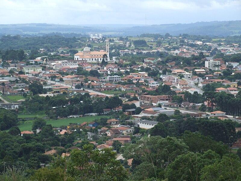 Cidades vizinhas de Curitiba