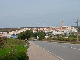 Vila do Bispo - Partial view of Vila do Bispo
