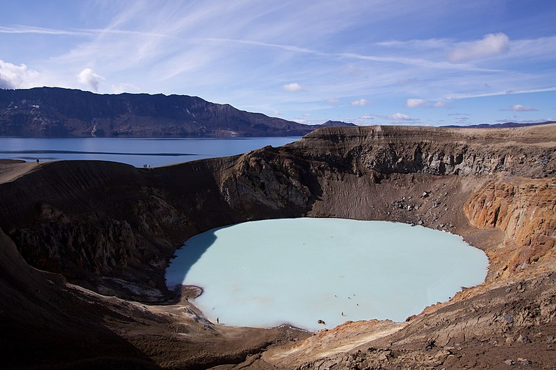 File:Viti geothermal lake at Askja.jpg