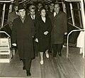 Vizita de lucru a lui Nicolae Ceaușescu împreună cu alți conducători de partid și de stat pe șantierele metroului bucureștean.(19.X.1977) (Fotografia 2 din 3).jpg